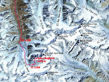 Pamir & Wakhan - Mountaineering